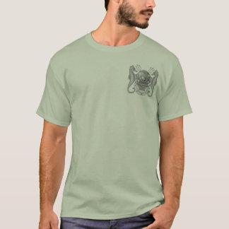 U.S. Plongeur principal de marine T-shirt