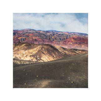 Ubehebe Krater Death Valley Leinwanddruck