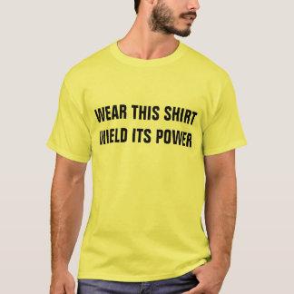 üben Sie aus T-Shirt