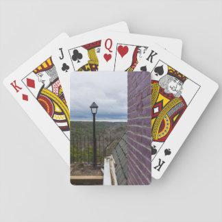 Über dem Halbmond hinaus Spielkarten