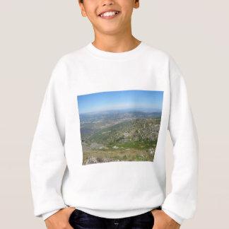 Über den Bergen Sweatshirt
