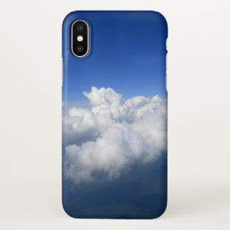 über den Wolken 03 iPhone X Hülle