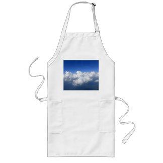 über den Wolken 03 Lange Schürze