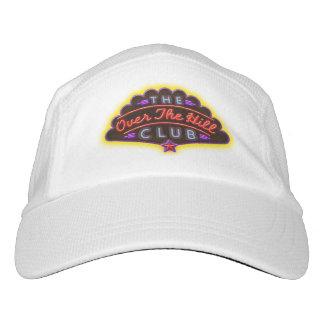 Über der Hügel-Verein-Ball-Kappe Headsweats Kappe