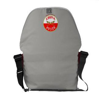 Überholte Ware-Logo-Rickshaw-Bote-Tasche Kurier Tasche