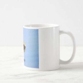 Überlebender Kaffeetasse