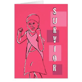 Überlebender Karte