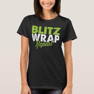 Überraschungsangriff-Verpackungs-Wiederholung - T-Shirt