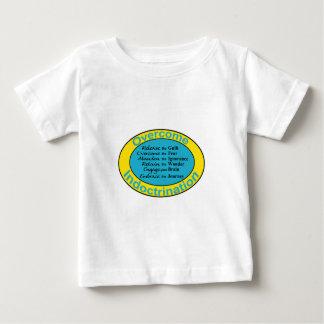Überwinden Sie Belehrung Baby T-shirt