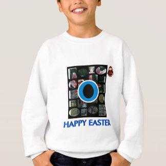 ! UCreate fröhliche Ostern Sweatshirt