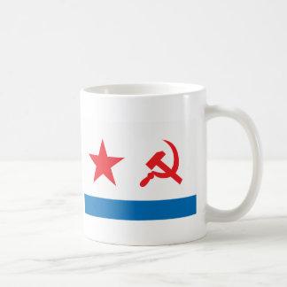 UDSSR-Marine-Jack Kaffeetasse