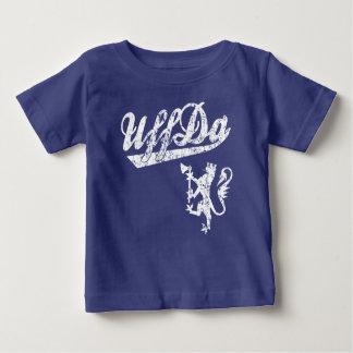 Uff DA Norweger-Löwe Baby T-shirt