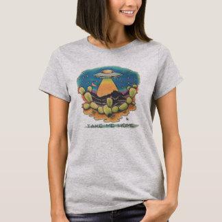 UFO - Nehmen Sie mir Zuhause T-Shirt