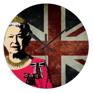 Uhr der Königin Elizabeth II