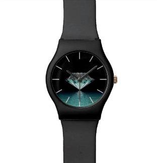 Uhr des Aqua-Diamant-May28th