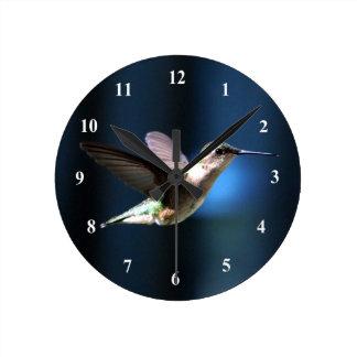 Uhr des Kolibri-424