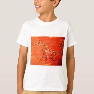 Uhr Fernsehen T-Shirt