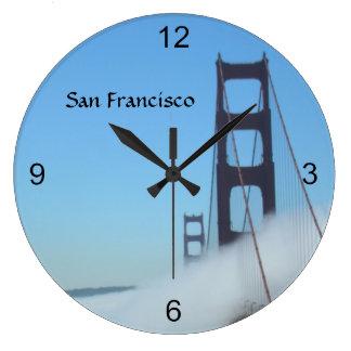 Uhr - Golden gate bridge, San Francisco