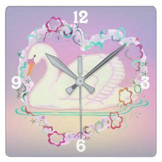Uhr Prinzessin Swan