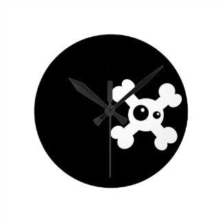 "Uhr ""Totenkopf """