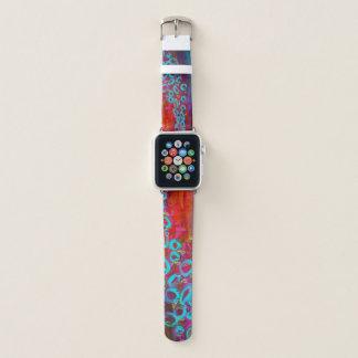 "Uhrenarmband ""des Regen-Party-I"" Apple Apple Watch Armband"
