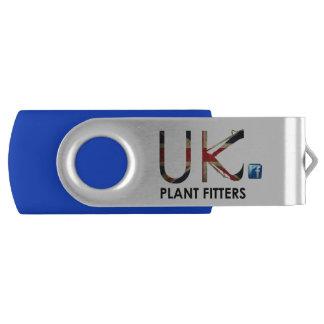 UKPF Blitz-Antrieb Swivel USB Stick 2.0
