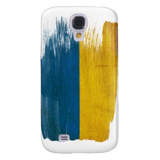 Ukraine-Flagge Galaxy S4 Hülle