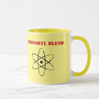 Ukraine- - Tschornobyl-Kaffee-Mischung Tasse