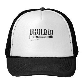 Ukulélé fraîche casquettes de camionneur