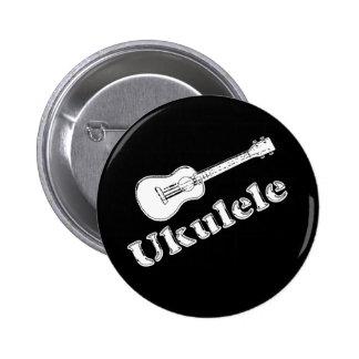 Ukulele Runder Button 5,1 Cm