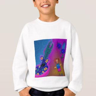 Ukulele-Träume Sweatshirt