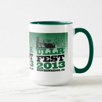 Ullr Fest-Logo 2013 Tasse