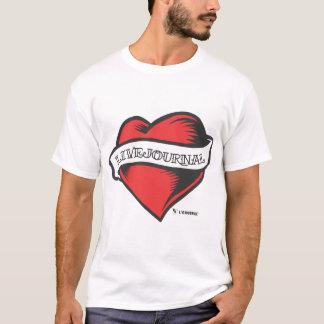 Ultra-weiche Mode-t (LiveJournal Tätowierung) T-Shirt