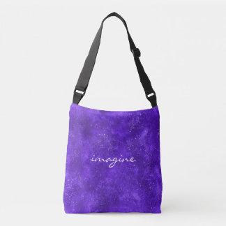 Ultraviolette crossbody Tasche
