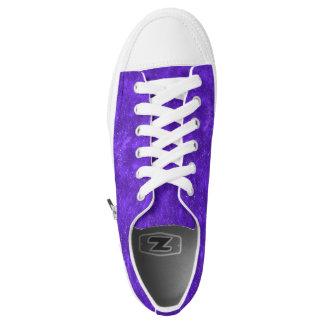 Ultraviolette Turnschuhe Niedrig-geschnittene Sneaker
