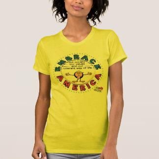 UMARMUNG AMERIKA T-Shirt
