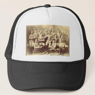 UMass Fußball 1888 Truckerkappe
