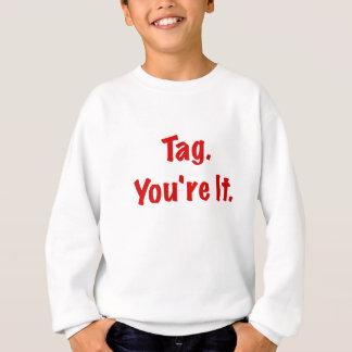 Umbau sind Sie es Sweatshirt