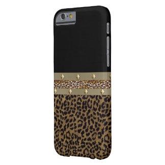 Umgeschnallter Leopard IPhone 6 Kasten