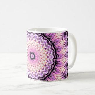 Umgewandelte Jade-Mandala Kaffeetasse