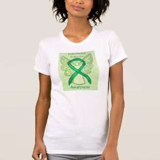 Umweltschutz-Bewusstseins-Band-Shirt T-Shirt