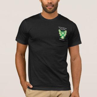 Umweltschutz-Bewusstseins-Band-Shirts T-Shirt