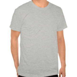 Un canoë squelettique plus rapide de palette t-shirt