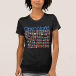 Un monde t-shirts