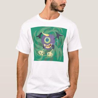 un monstre d'oeil t-shirt