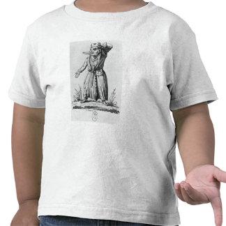 Un monstre, 'Les Songes Drolatiques de Pantagruel' T-shirts