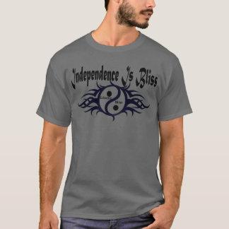 Unabhängigkeit ist Glück T-Shirt