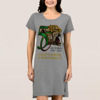 Unabhängigkeits-Kleid Guyanas 50. Kleid