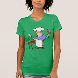 Unabhängigkeits-Tag-GRILLEN T-Shirt