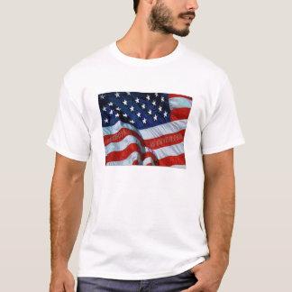 Unabhängigkeits-Tagesamerikanische T-Shirt